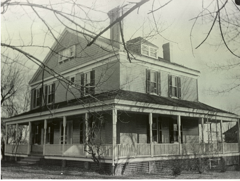 Stohlman House on Dorset and Surrey in 1902