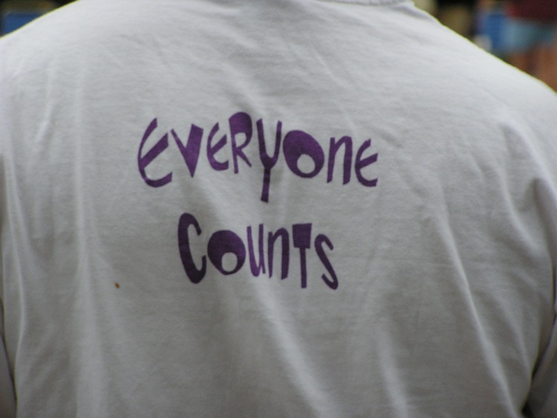 Everyone Counts